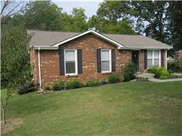 Rental Homes for Rent, ListingId:35614124, location: 1820 Apex Drive Clarksville 37040