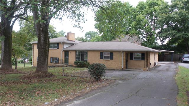 Rental Homes for Rent, ListingId:35632508, location: 3601 Caldwell Court Nashville 37204