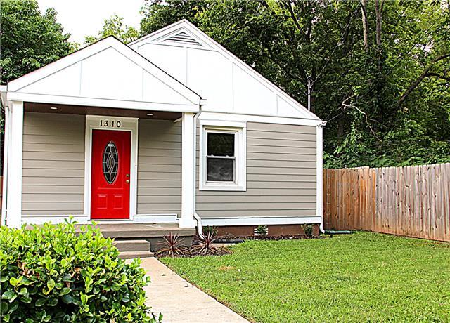 Rental Homes for Rent, ListingId:35632385, location: 1310 Jones Nashville 37207