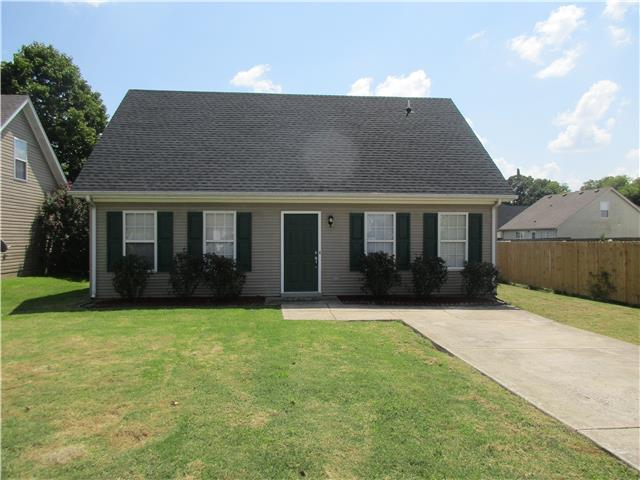 Rental Homes for Rent, ListingId:35732493, location: 917 Crystal Bear Trail Murfreesboro 37128