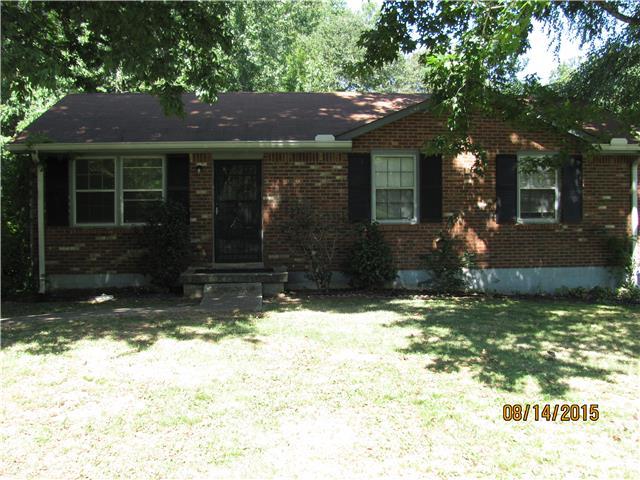 Rental Homes for Rent, ListingId:35755728, location: 348 Golden Drive Clarksville 37040