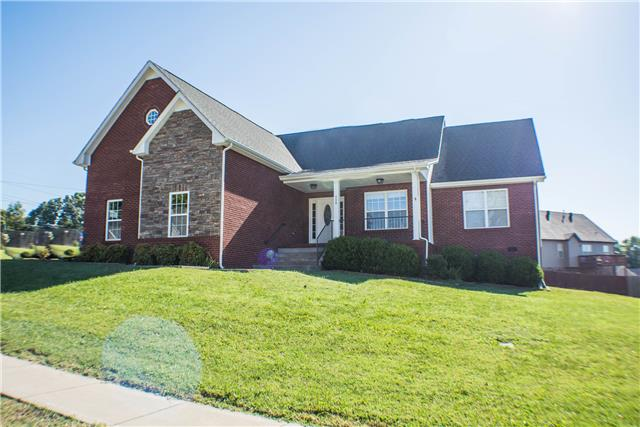 408 River Heights Dr, Clarksville, TN 37040