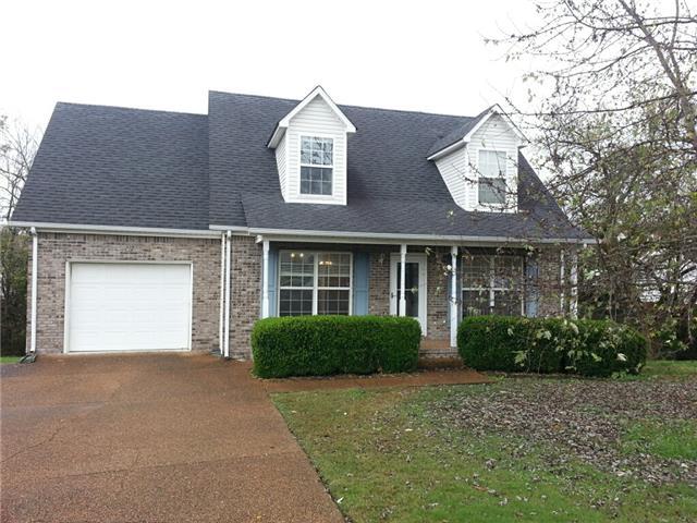 Rental Homes for Rent, ListingId:35903685, location: 1107 Eric Court Thompsons Station 37179