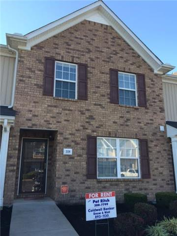 Rental Homes for Rent, ListingId:35903627, location: 2019 Victory Gallop Murfreesboro 37128