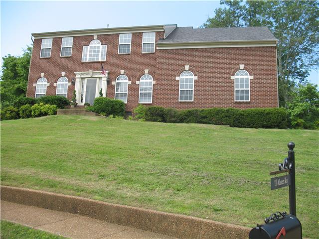 Rental Homes for Rent, ListingId:36033592, location: 110 Masters Way Hendersonville 37075