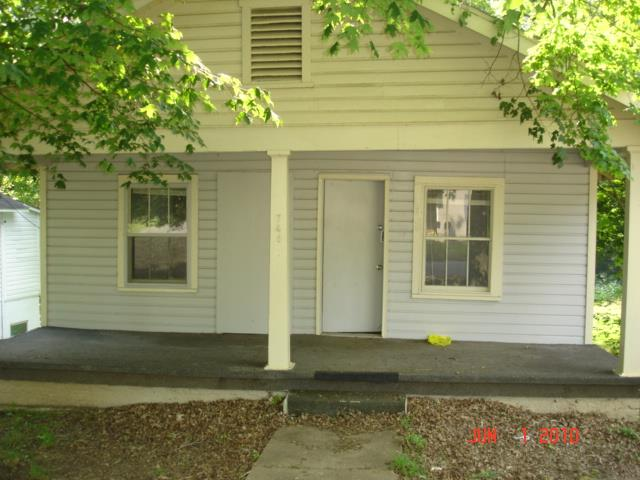 Rental Homes for Rent, ListingId:36049416, location: 740 Robb Ave. Clarksville 37040