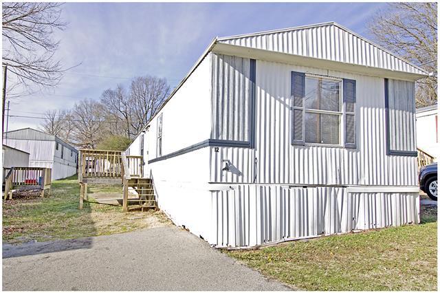 Rental Homes for Rent, ListingId:36113922, location: 300 Randell Dr Lot 12 Clarksville 37042