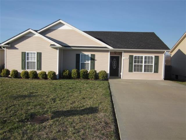 Rental Homes for Rent, ListingId:36148249, location: 537 Oakmont Drive Clarksville 37042