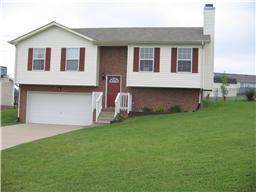 Rental Homes for Rent, ListingId:36148435, location: 275 Audrea Lane Clarksville 37042