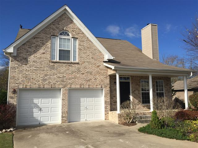 Rental Homes for Rent, ListingId:36856460, location: 413 Creekside Ln Spring Hill 37174