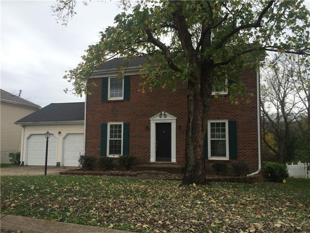 Rental Homes for Rent, ListingId:36174254, location: 1116 Dawnwood Dr Old Hickory 37138