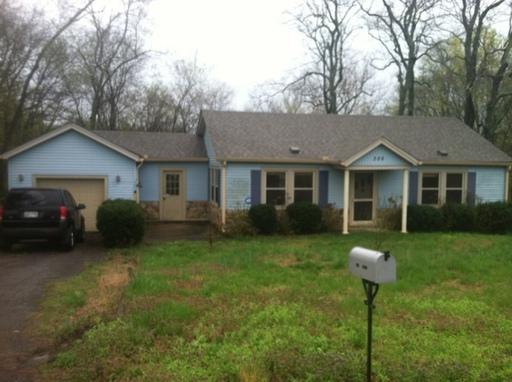 Rental Homes for Rent, ListingId:36189994, location: 306 Hickory Heights Clarksville 37040