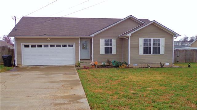 Rental Homes for Rent, ListingId:36222173, location: 805 Shetland Drive Oak Grove 42262
