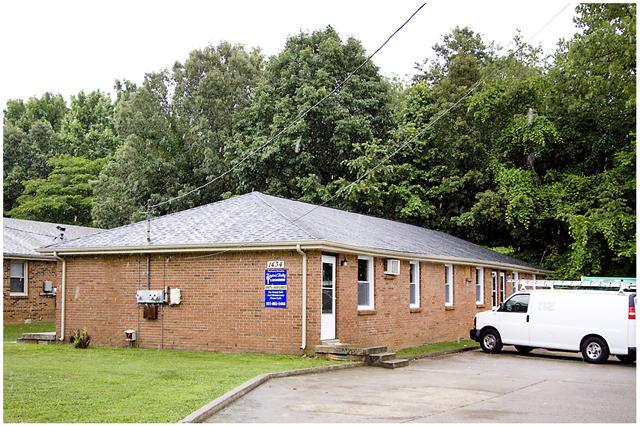 Rental Homes for Rent, ListingId:36222291, location: 1436 McCan unit C Clarksville 37043