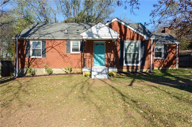 Rental Homes for Rent, ListingId:36238322, location: 718 Dover Nashville 37211