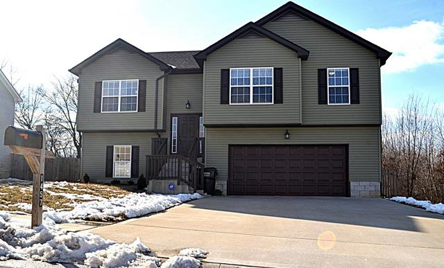 Rental Homes for Rent, ListingId:36238360, location: 1457 Mutual Drive Clarksville 37042