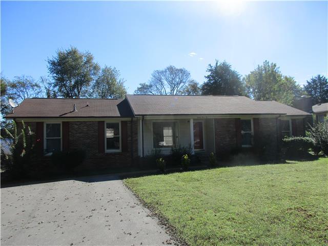 Rental Homes for Rent, ListingId:36265677, location: 2310 Tinnell Court Murfreesboro 37129