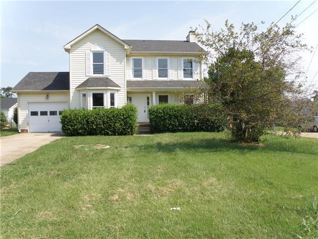 307 Broadmore Dr, Clarksville, TN 37042