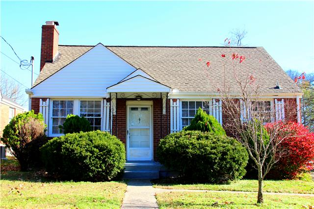 Rental Homes for Rent, ListingId:36369588, location: 1702 Stewart Nashville 37203