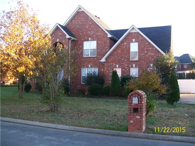 Rental Homes for Rent, ListingId:36369751, location: 1186 Blake Ct Murfreesboro 37130