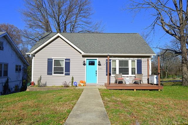 Rental Homes for Rent, ListingId:36382009, location: 245 Georgia Avenue Clarksville 37040