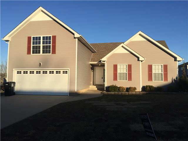 Rental Homes for Rent, ListingId:36493521, location: 1037 Freedom Dr. Clarksville 37042