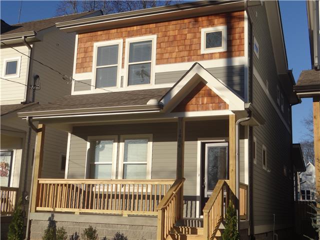 Rental Homes for Rent, ListingId:36493505, location: 1404B Lischey Nashville 37207