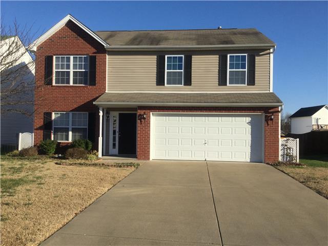 Rental Homes for Rent, ListingId:36518747, location: 110 Baker Springs Ln Spring Hill 37174