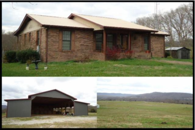Image of Residential for Sale near Pall Mall, Tennessee, in Fentress County: 159.99 acres