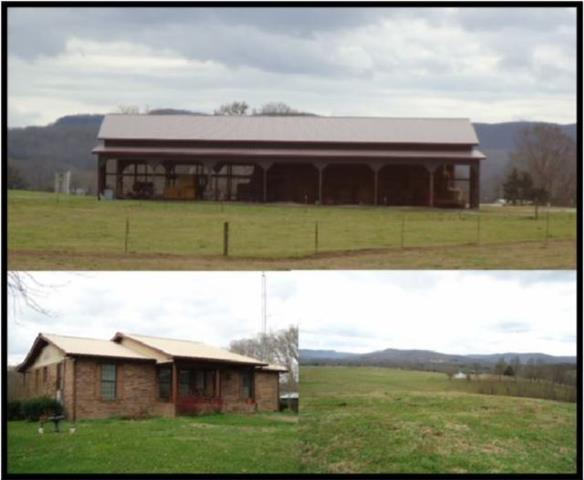 Image of Acreage for Sale near Pall Mall, Tennessee, in Fentress County: 159.99 acres
