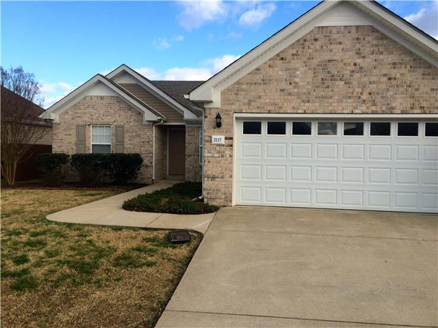 Rental Homes for Rent, ListingId:36594591, location: 2117 Bimelech Lane Murfreesboro 37131