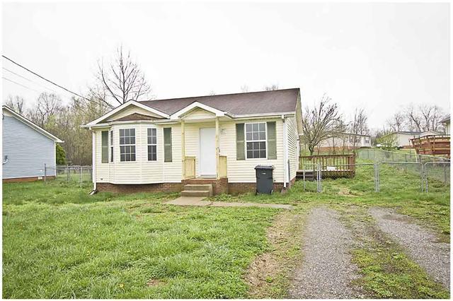 Rental Homes for Rent, ListingId:36635417, location: 124 Grant Ave Oak Grove 42262