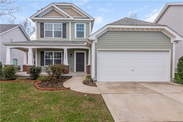 Rental Homes for Rent, ListingId:36635418, location: 3159 Aidan Ln Mt Juliet 37122