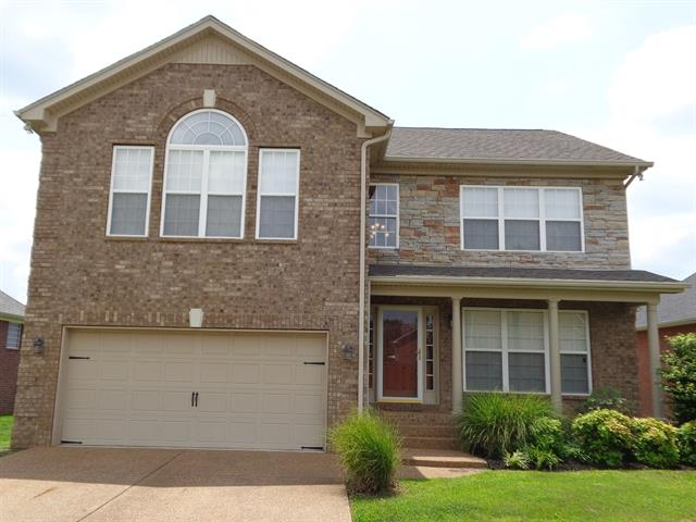 Rental Homes for Rent, ListingId:36653255, location: 3012 Clyde Circle Mt Juliet 37122