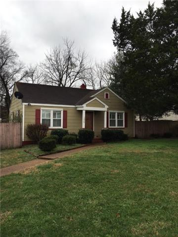 Rental Homes for Rent, ListingId:36680418, location: 1020 W Kirkland Ave Nashville 37216