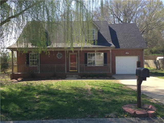 Rental Homes for Rent, ListingId:36689769, location: 813 Pebble Beach Circle Mt Juliet 37122