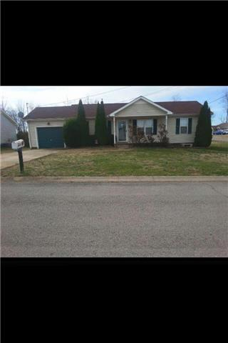 Rental Homes for Rent, ListingId:36760914, location: 300 Pappy Oak Grove 42262