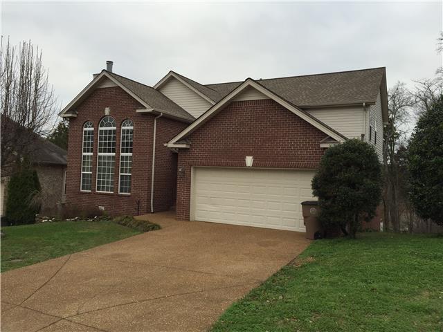 Rental Homes for Rent, ListingId:36760781, location: 724 Canoe Ridge Point Antioch 37013