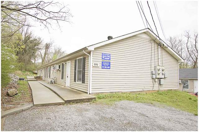Rental Homes for Rent, ListingId:36760986, location: 191-2 Oak Street Clarksville 37042