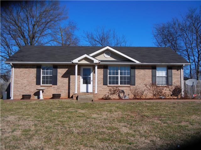 Rental Homes for Rent, ListingId:36814506, location: 583 Oakmont Clarksville 37042