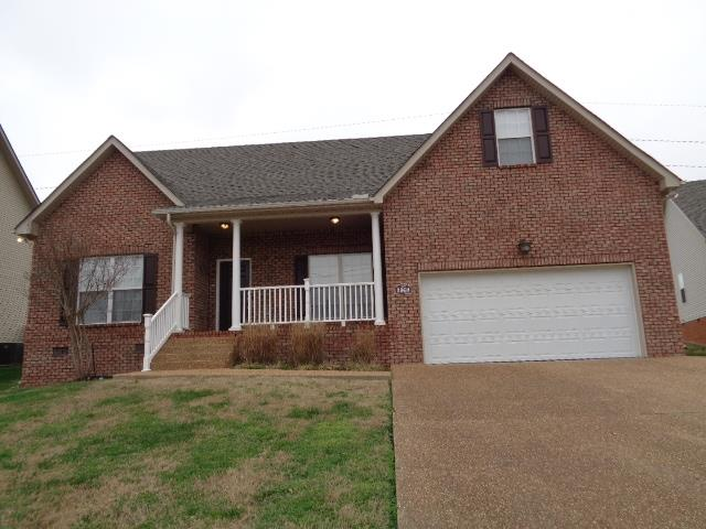 Rental Homes for Rent, ListingId:36813198, location: 3968 Kristen Street Spring Hill 37174