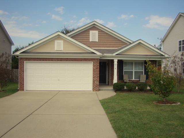 Rental Homes for Rent, ListingId:36856688, location: 914 Grand Oak Drive Smyrna 37167