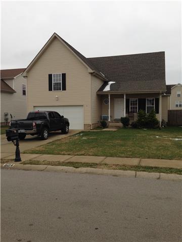 Rental Homes for Rent, ListingId:37012811, location: 504 Fox Trot Clarksville 37042