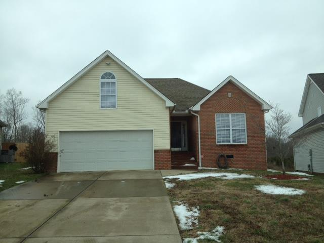 Rental Homes for Rent, ListingId:37027112, location: 497 Berry Circle Springfield 37172