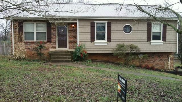 Rental Homes for Rent, ListingId:37037889, location: 321 Sunrise Cr. Mt Juliet 37122