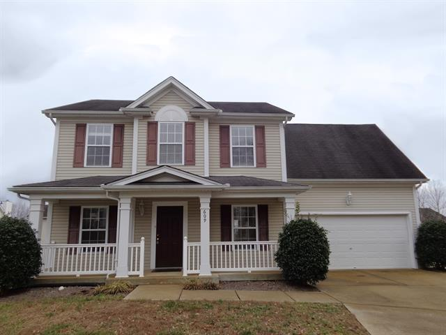 Rental Homes for Rent, ListingId:37083925, location: 609 Hannah Ridge Court Antioch 37013