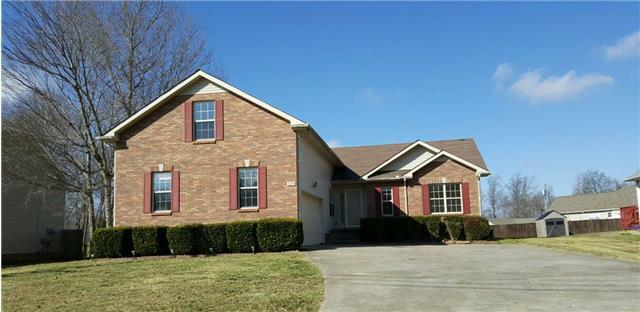 1626 Windriver Rd, Clarksville, TN 37042