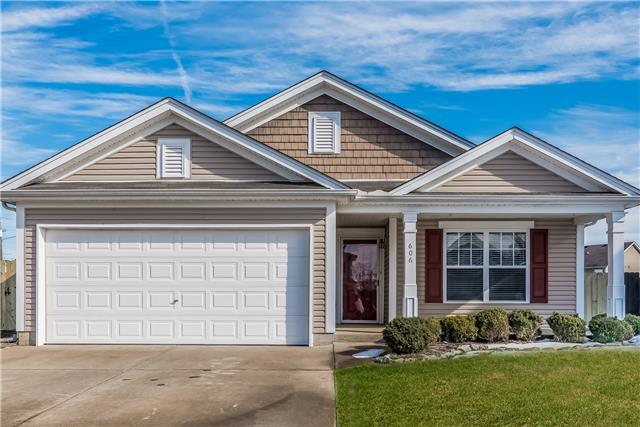 Rental Homes for Rent, ListingId:37168625, location: 606 Blossom Hill Smyrna 37167
