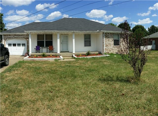 Rental Homes for Rent, ListingId:37168629, location: 3419 Minor Drive Clarksville 37042