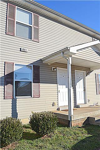 Rental Homes for Rent, ListingId:37175341, location: 2805A Cobalt Drive Clarksville 37040